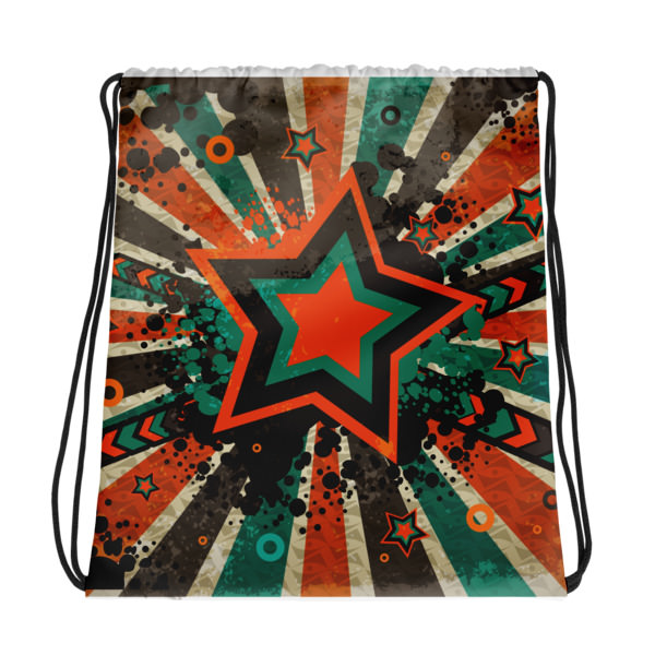 Starburst – Drawstring bag