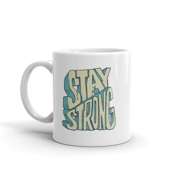 Stay Strong – Mug
