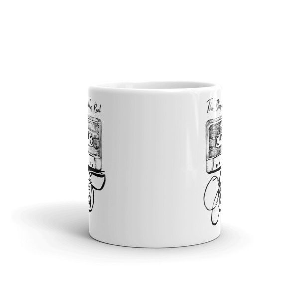 The Struggle was Real – Mug