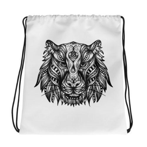Tiger – Drawstring bag