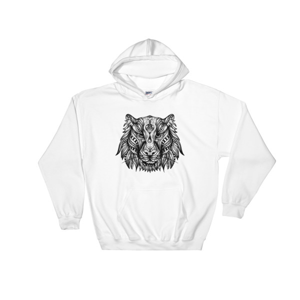 Tiger – Hooded Sweatshirt