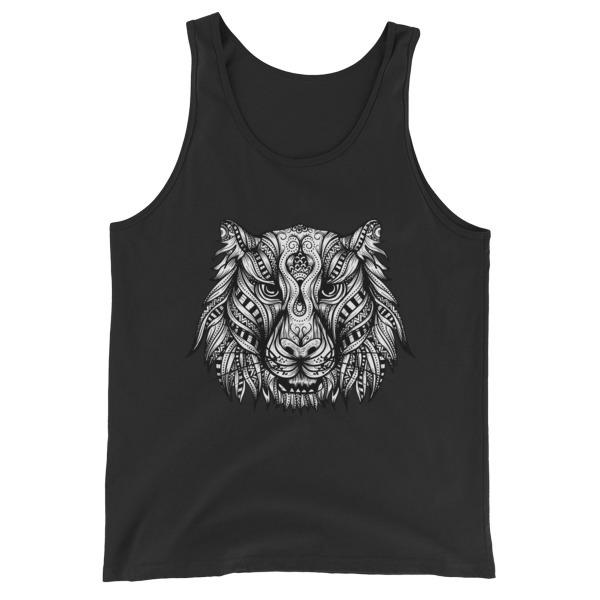 Tiger – Unisex Tank Top