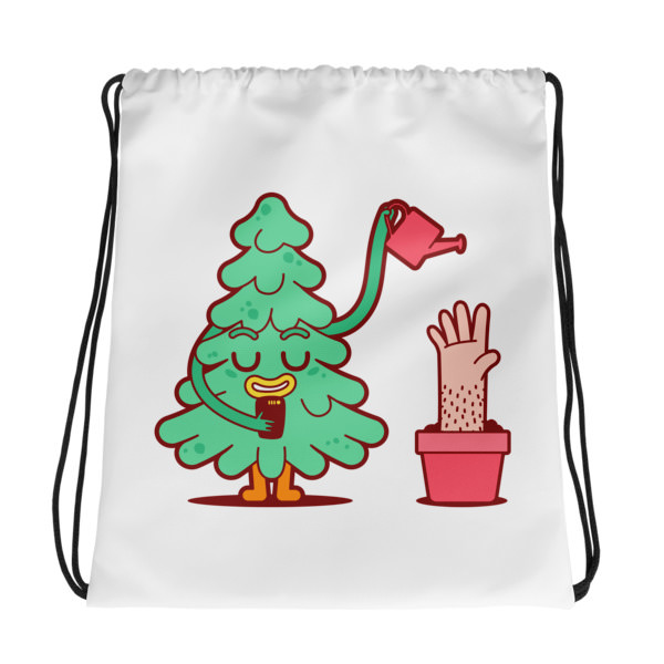 Treeriffic – Drawstring bag