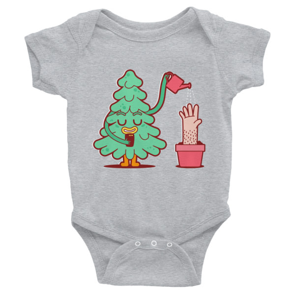 Treeriffic – Infant Bodysuit