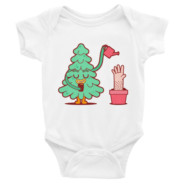 Treeriffic – Infant Bodysuit