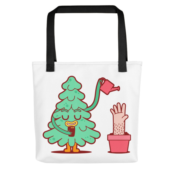 Treeriffic – Tote bag