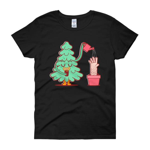 Treerific - Womens Tee 1