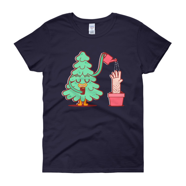 Treerific – Womens Tee