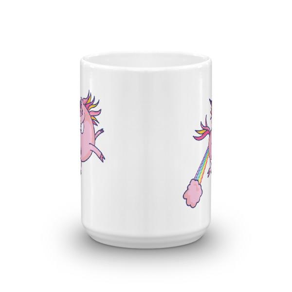 Unicorn Farts – Mug
