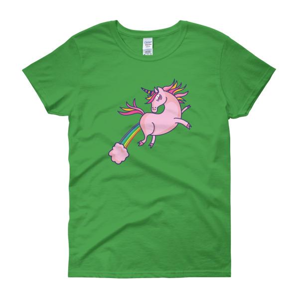Unicorn Farts – Women's Tee