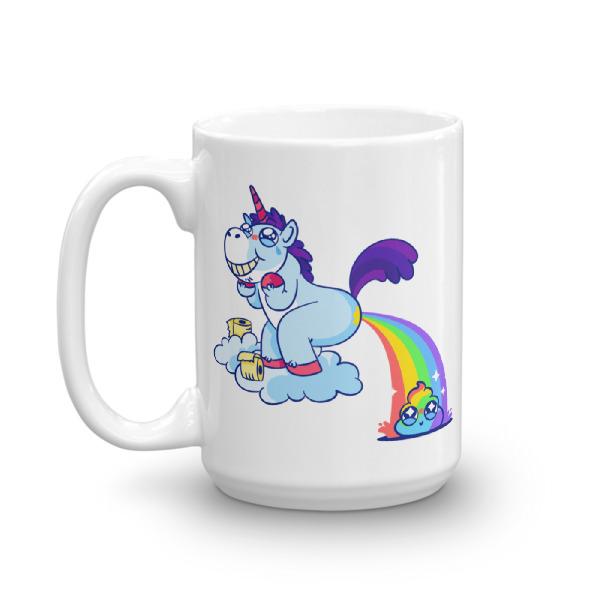 Unicorn Poop – Mug