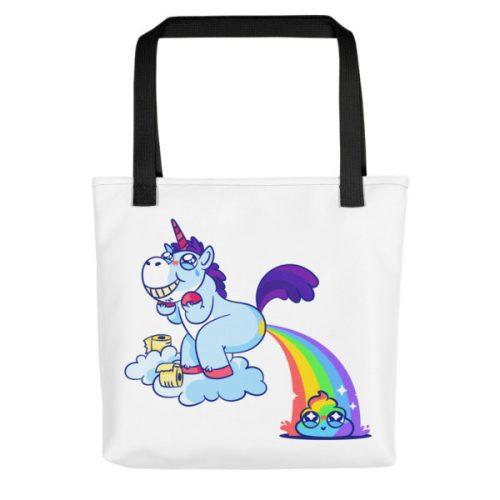 Unicorn Poop – Tote bag