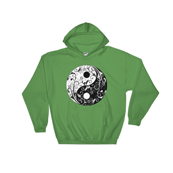Yin Yang – Hooded Sweatshirt
