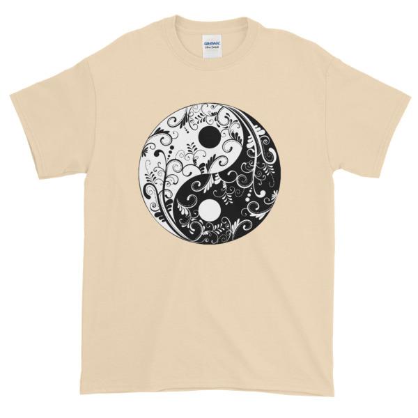 Yin Yang – Mens Tee