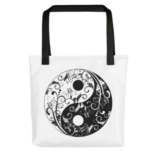 Yin Yang – Tote bag