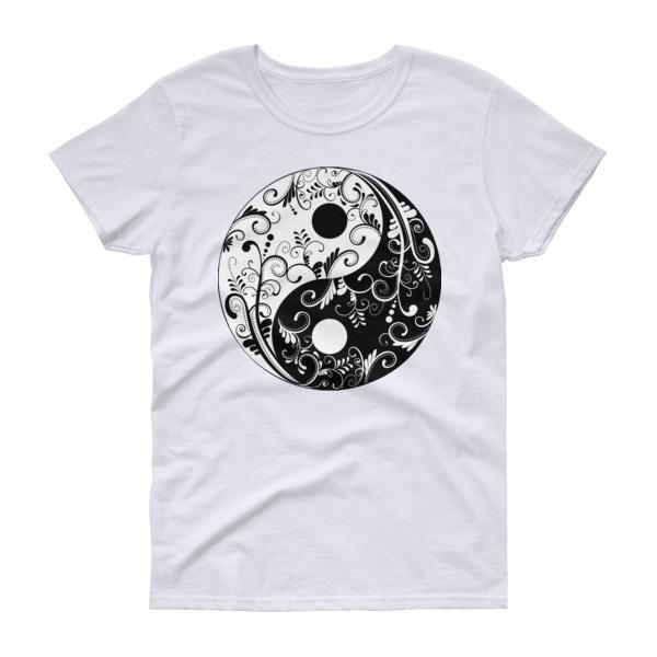 Yin Yang – Women's Tee