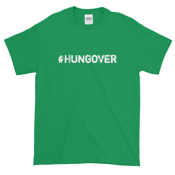 Hungover – Mens Tee