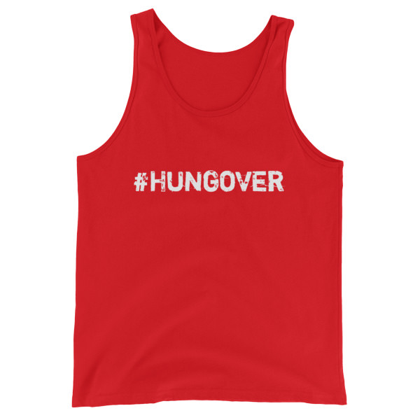 Hungover – Unisex Tank Top