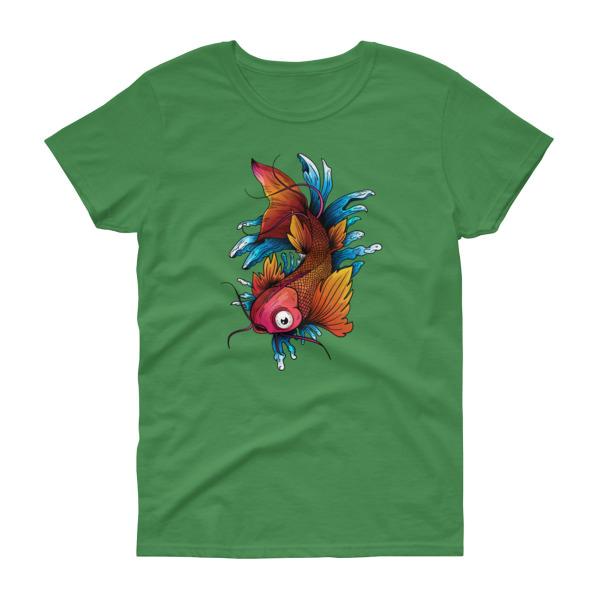 Koi Fish – Women's Tee