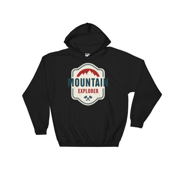 Mountain Explorer - Hooded Sweatshirt 1