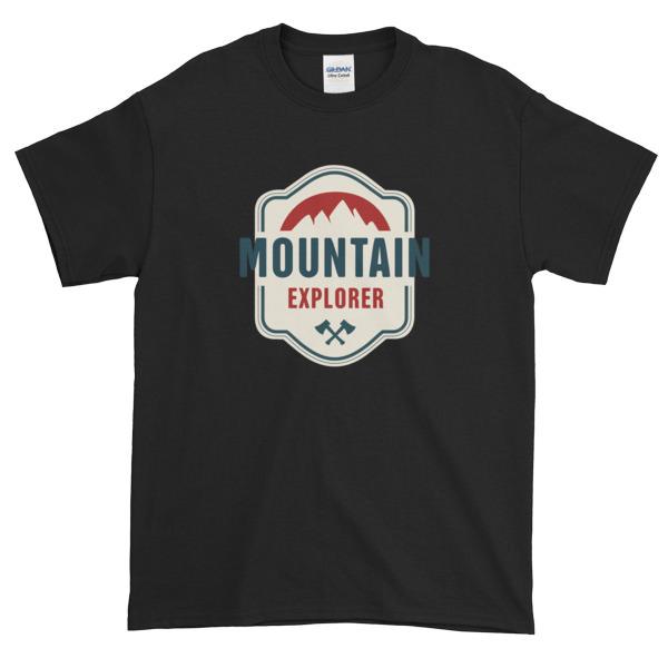 Mountain Explorer – Mens Tee