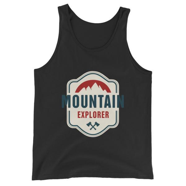 Mountain Explorer – Unisex Tank Top