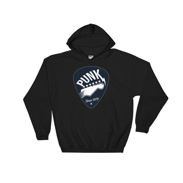 Punk - Hooded Sweatshirt 2