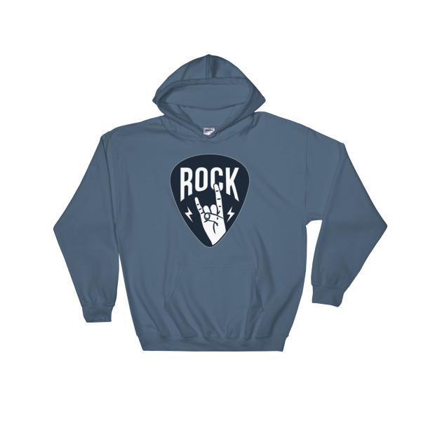 Rock – Hooded Sweatshirt