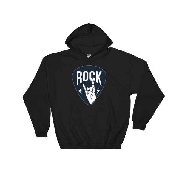 Rock – Hooded Sweatshirt