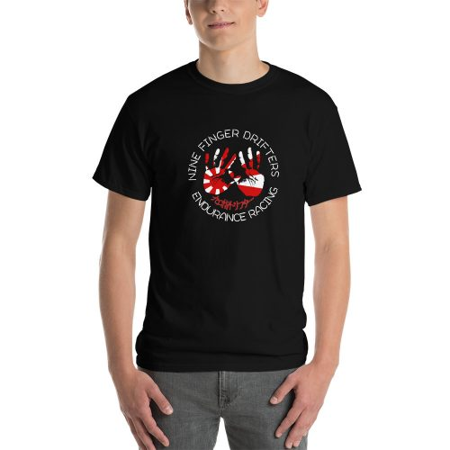 Nine Finger Drifters – Mens Tee