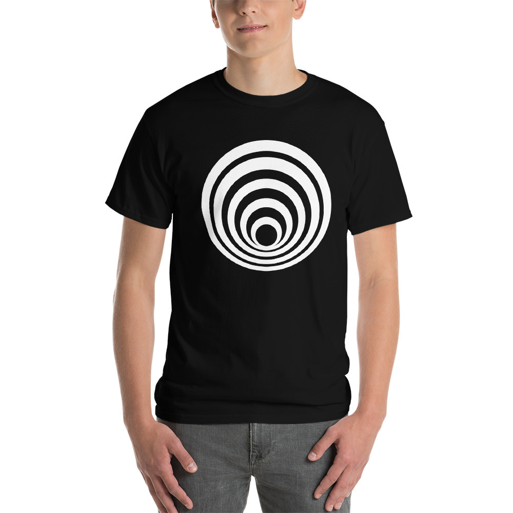 Fractals Tunnel – Mens Tee