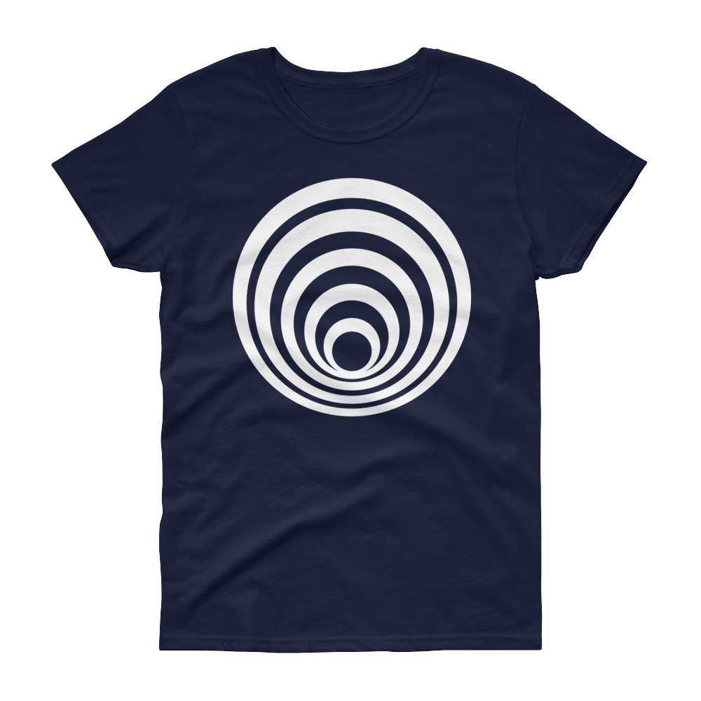 Fractals Tunnel – Women's Tee