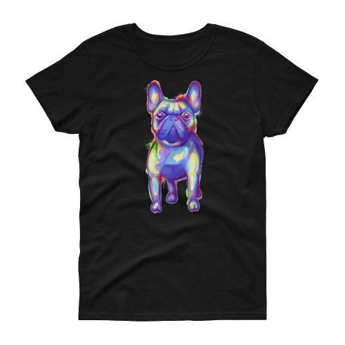 French Bulldog – Women's Tee