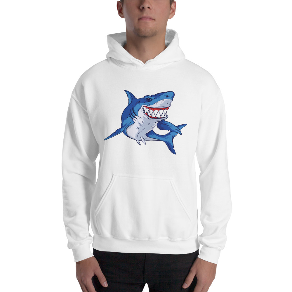 Shark – Hooded Sweatshirt