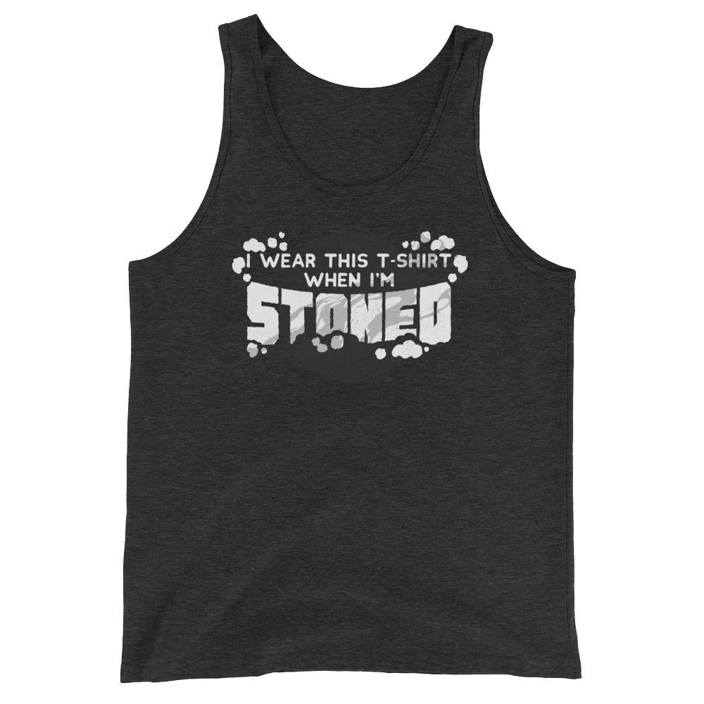 Stoned – Unisex Tank Top