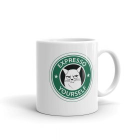 Expresso Yourself - Mug