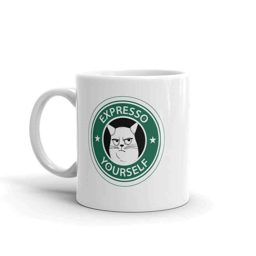 Expresso Yourself - Mug