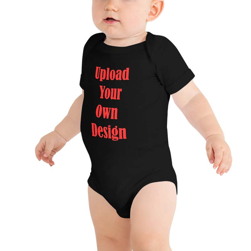 Custom Infant Bodysuit 10