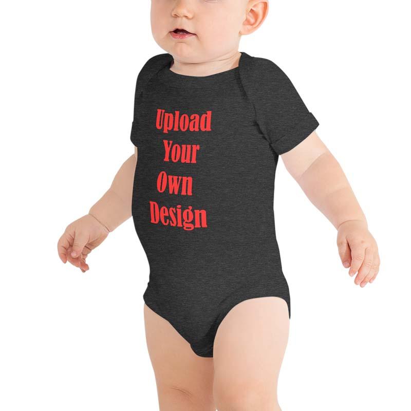 Custom Infant Bodysuit 9