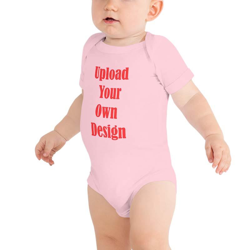 Custom Infant Bodysuit 7