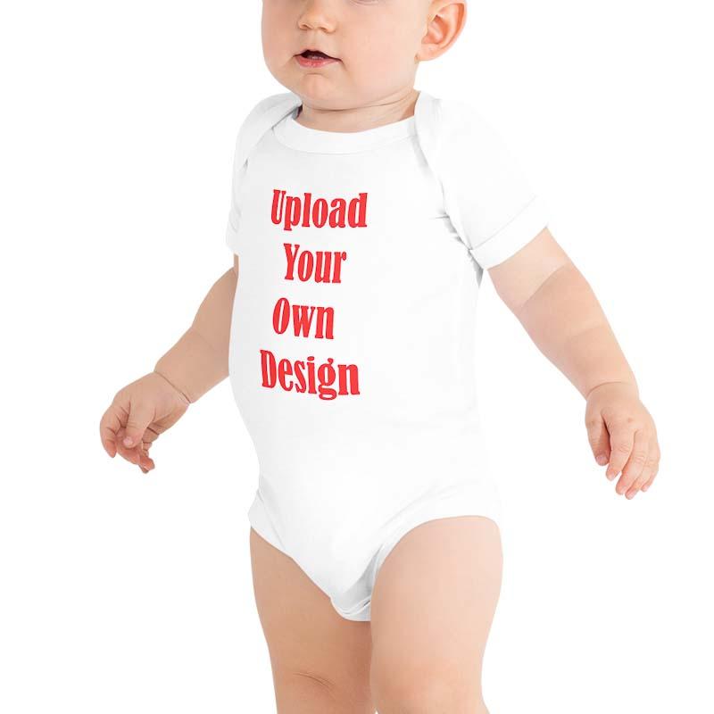 Custom Infant Bodysuit 4