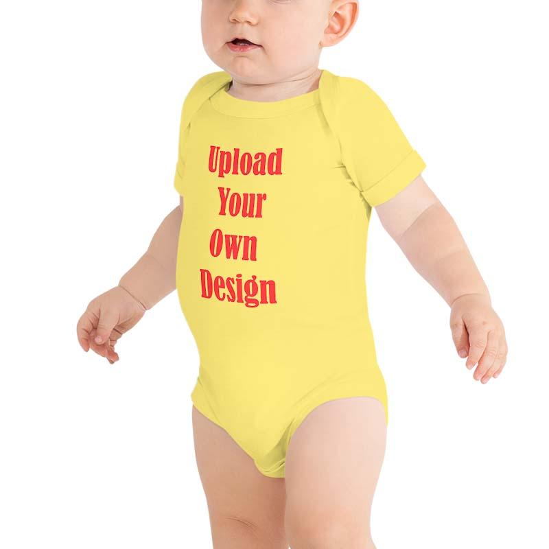 Custom Infant Bodysuit 6