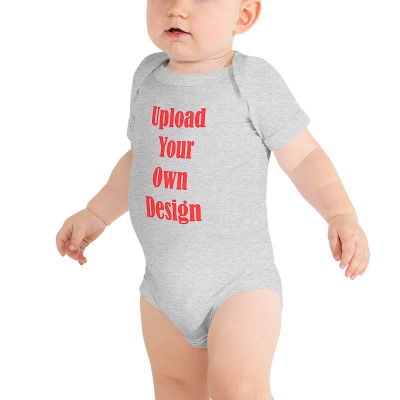 Custom Infant Bodysuit 3