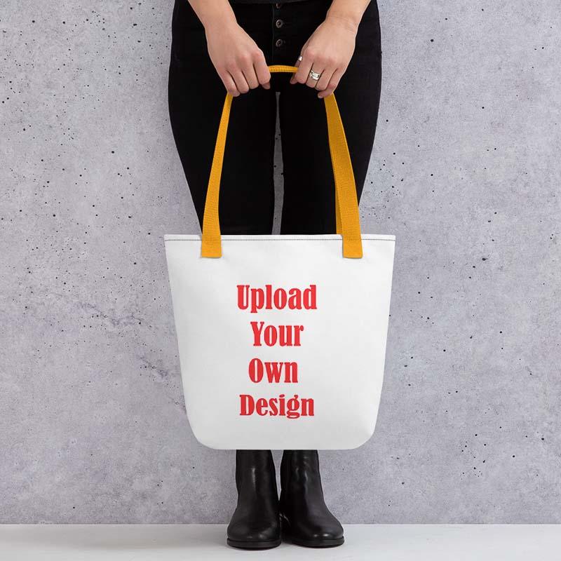 Custom Tote Bag 4