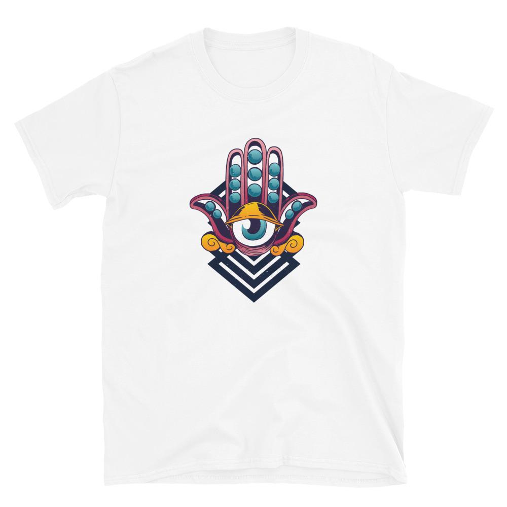 Hamsa Cartoon T-Shirt 4