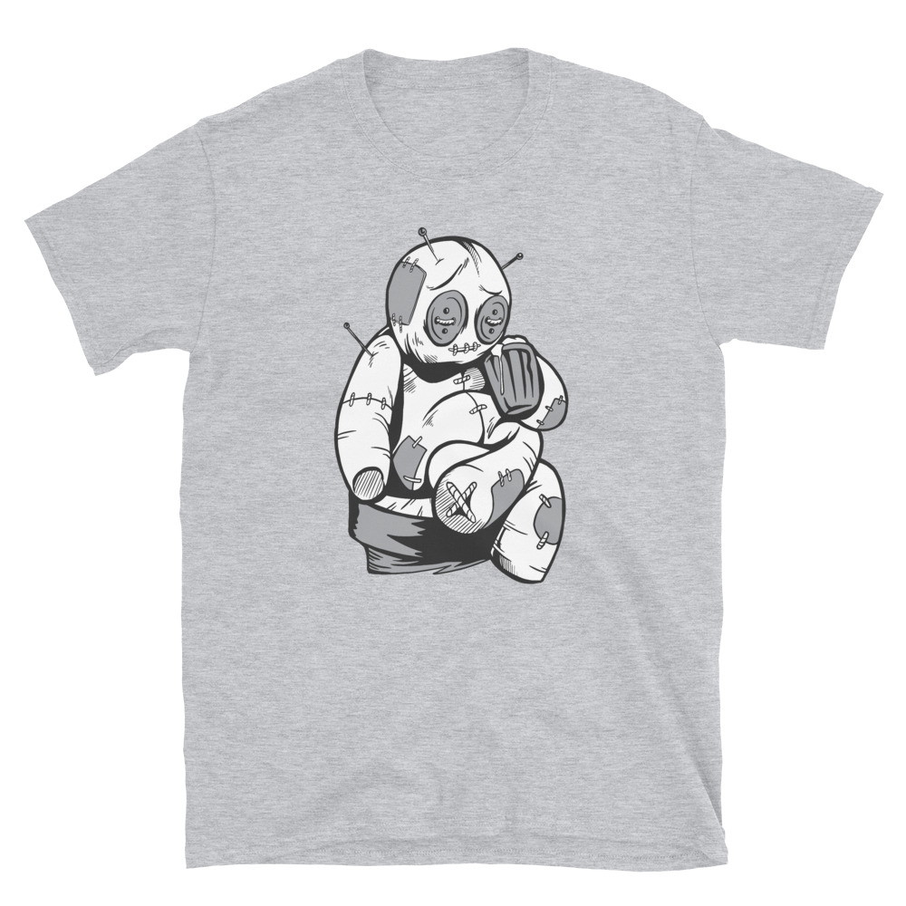 Voodoo Bear T-Shirt 7