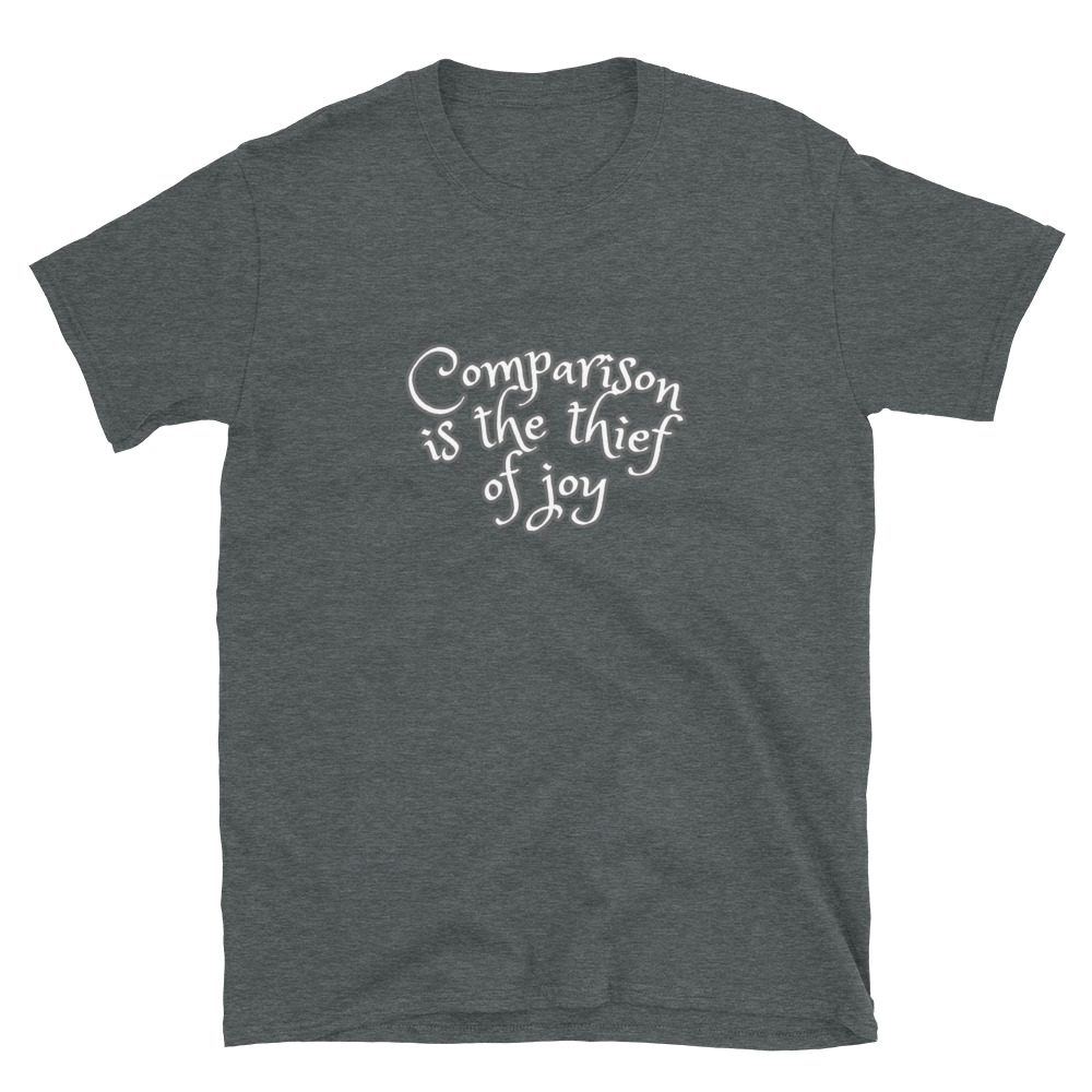 Comparison T-Shirt 5