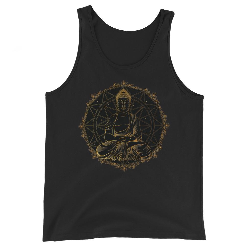 Buddha Tank Top 4