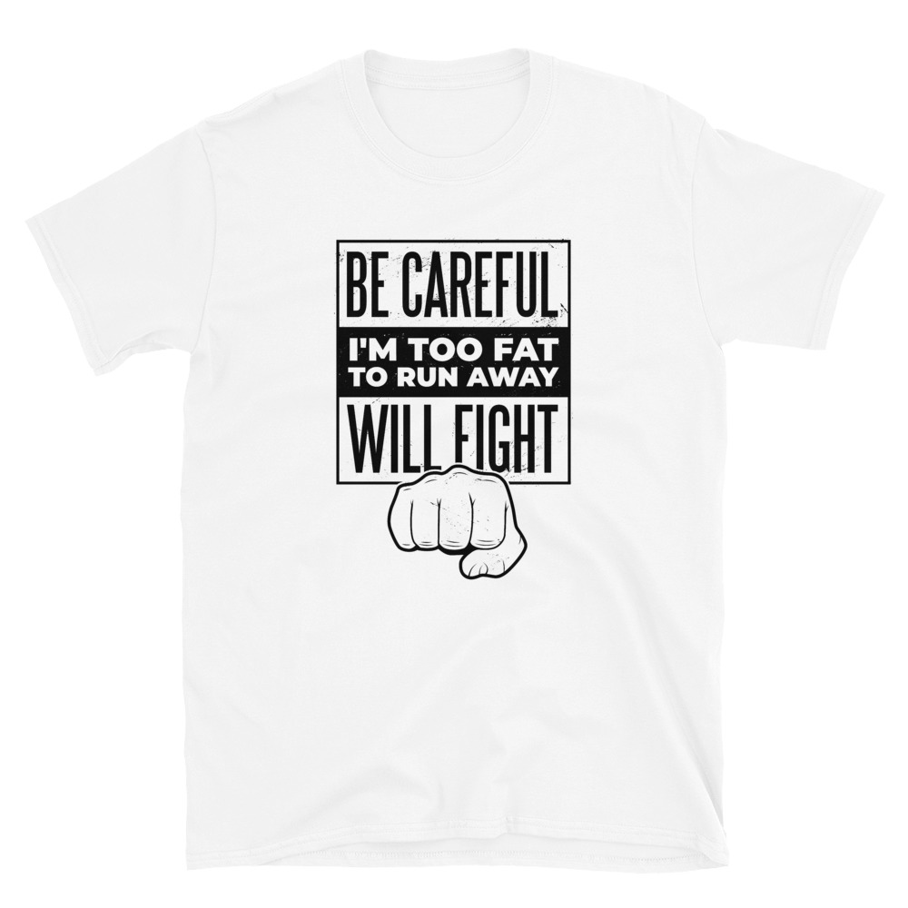 Too Fat T-Shirt 3