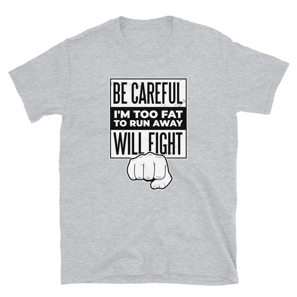 Too Fat T-Shirt 7